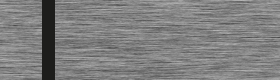 Material gravura - Argintiu periat/Negru (150)