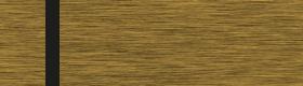 Material gravura - Auriu periat/Negru (160)
