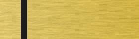 Material gravura - Auriu periat/Negru (163)