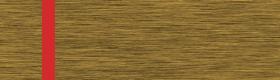 Material gravura - Auriu periat/Rosu (160)