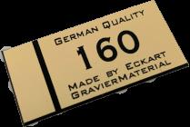 Material gravura - Alb/Negru (110)